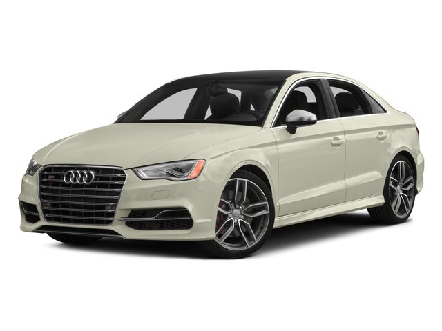 2015 Audi S3 20T Premium Plus Turbocharged All Wheel Drive Power Steering ABS 4-Wheel Disc Bra