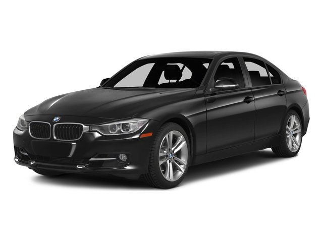 2015 BMW 3 Series 320i xDrive 4dr Car