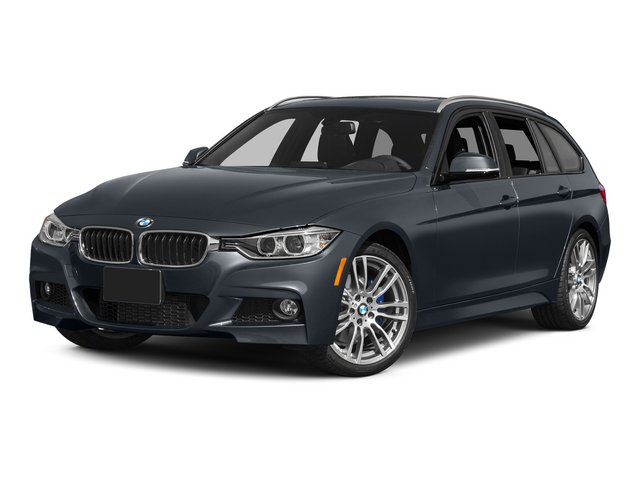 2015 BMW 3 Series 328d xDrive Turbocharged All Wheel Drive Power Steering ABS 4-Wheel Disc Brak