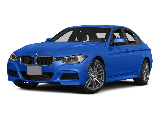 2015 BMW 3 Series 335i Turbocharged Rear Wheel Drive Power Steering ABS 4-Wheel Disc Brakes Br