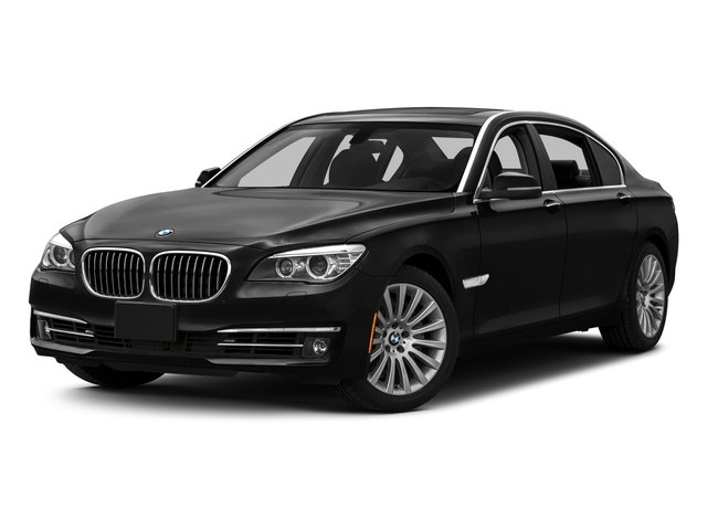 2015 BMW 7 Series 740Li Turbocharged Rear Wheel Drive Air Suspension Active Suspension Power St