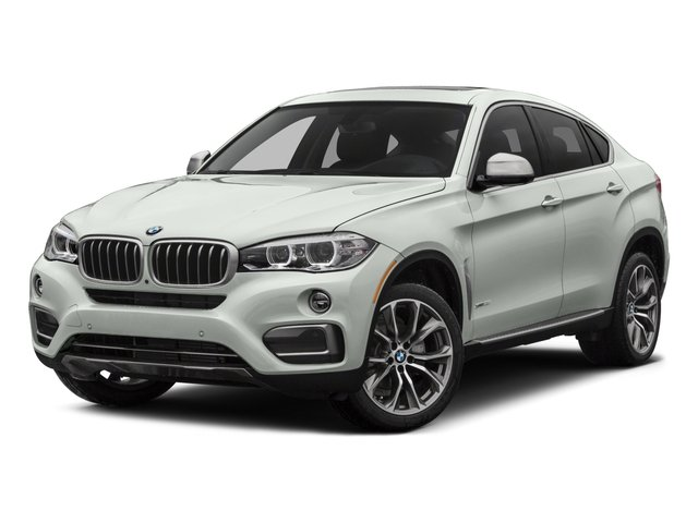 2015 BMW X6 xDrive35i Turbocharged All Wheel Drive Power Steering ABS 4-Wheel Disc Brakes Brak