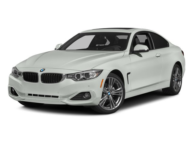 2015 BMW 4 Series 435i Turbocharged Rear Wheel Drive Power Steering ABS 4-Wheel Disc Brakes Br