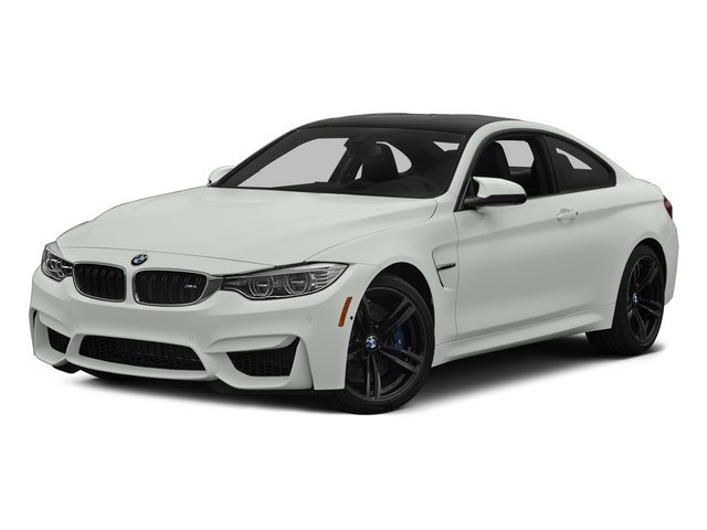 2015 BMW M4 BLACK MERINO LEATHER Turbocharged Rear Wheel Drive Power Steering ABS 4-Wheel Disc
