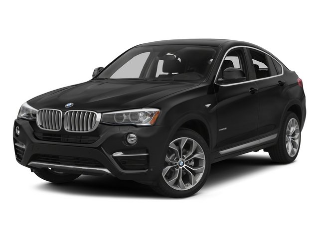 2015 BMW X4 xDrive28i Turbocharged All Wheel Drive Power Steering ABS 4-Wheel Disc Brakes Brak