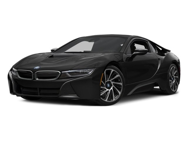 2015 BMW i8  Turbocharged All Wheel Drive Active Suspension Power Steering ABS 4-Wheel Disc Br