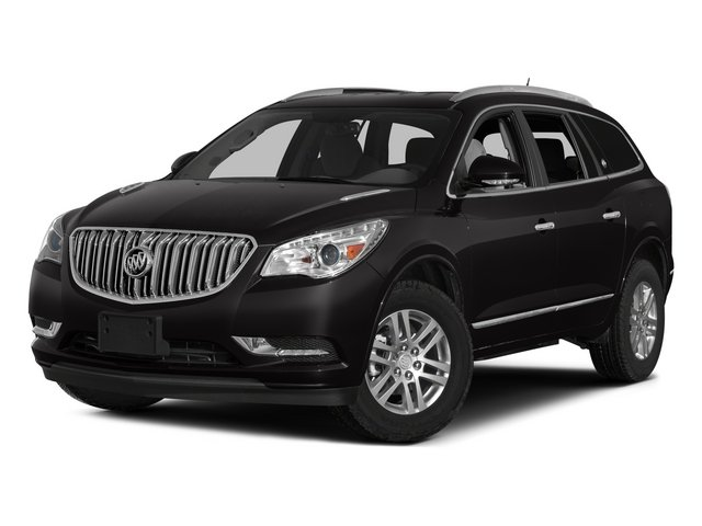 2015 Buick Enclave Premium Heated Mirrors Power Mirrors Adjustable Steering Wheel Heated Front