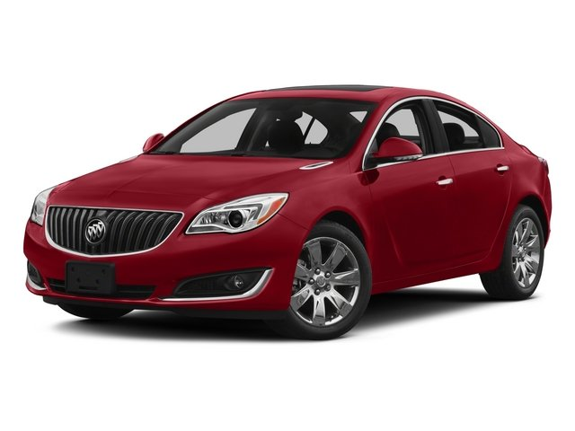 2015 Buick Regal Premium I Turbocharged Front Wheel Drive Power Steering ABS 4-Wheel Disc Brake