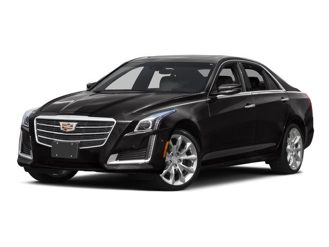 2015 Cadillac CTS Sedan Luxury RWD Heated Mirrors Power Mirrors Pass-Through Rear Seat Leather