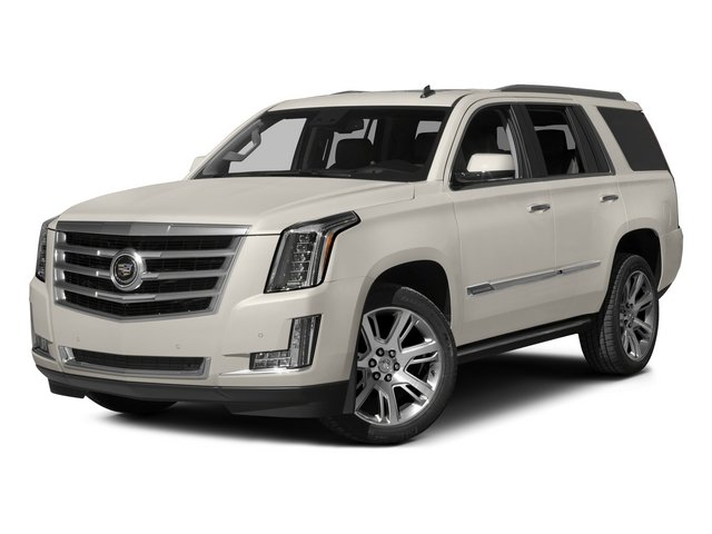2015 Cadillac Escalade Premium LockingLimited Slip Differential Four Wheel Drive Tow Hitch Acti