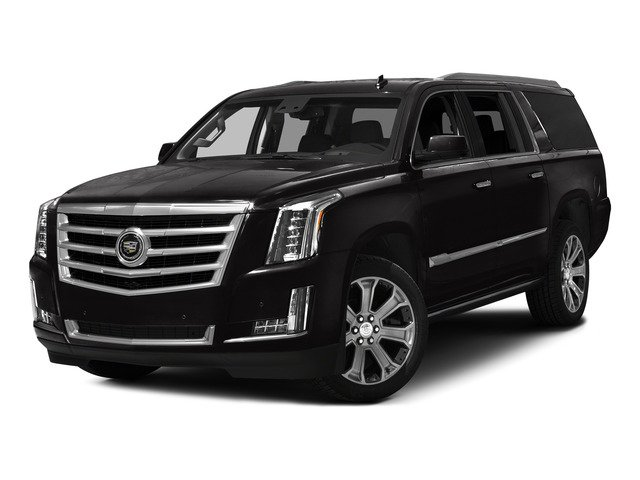 2015 Cadillac Escalade ESV Premium LockingLimited Slip Differential Four Wheel Drive Tow Hitch