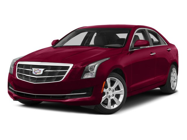 2015 Cadillac ATS Sedan Luxury RWD