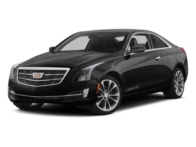 2015 Cadillac ATS Coupe Luxury RWD