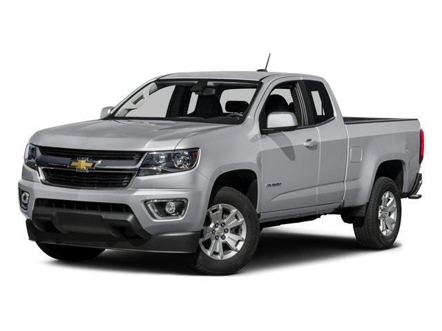2015 Chevrolet Colorado 2WD Base Rear Wheel Drive ABS 4-Wheel Disc Brakes Steel Wheels Tires -