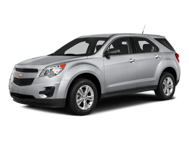 2015 Chevrolet Equinox LS BLUE VELVET METALLIC ENGINE  24L DOHC 4-CYLINDER SIDI SPARK IGNITION D