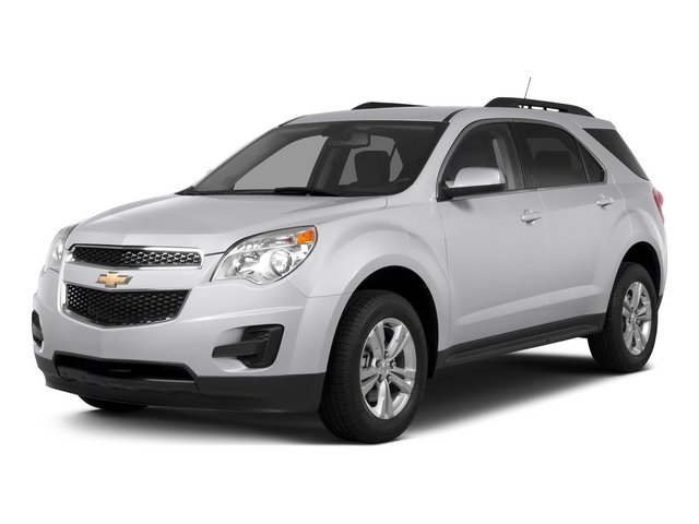 2015 Chevrolet Equinox LT LT PREFERRED EQUIPMENT GROUP  Includes Standard Equipment Front Wheel Dr