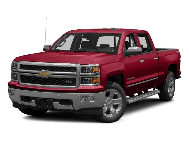 2015 Chevrolet Silverado 1500 LT Four Wheel Drive Power Steering ABS 4-Wheel Disc Brakes Alumin