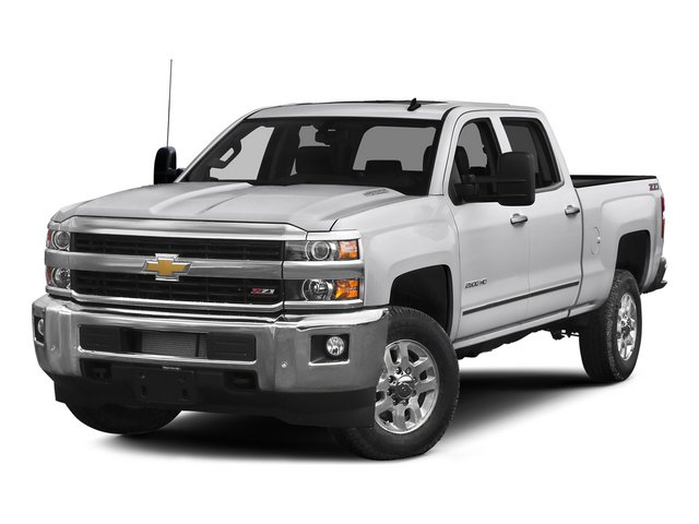 2015 Chevrolet Silverado 2500HD LTZ 410 Rear Axle RatioFront 402040 Split Bench SeatLeather Ap