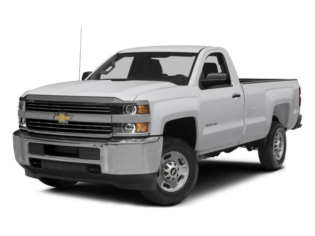 Used 2015 Chevrolet Silverado 2500HD Built After Aug 14 in Aberdeen, SD