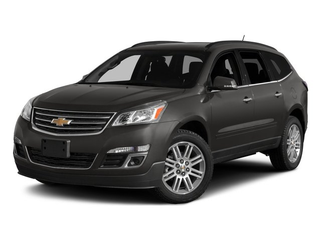 2015 Chevrolet Traverse LT 7-PASSENGER SEATING W 2ND ROWCAPTAINS CHAIRS  3RD ROWENGINE 36L S