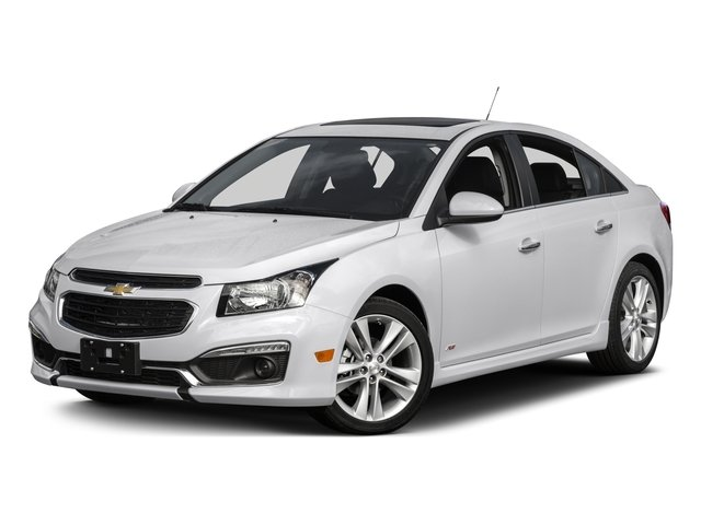 2015 Chevrolet Cruze L Front Wheel Drive Power Steering Front DiscRear Drum Brakes Wheel Covers