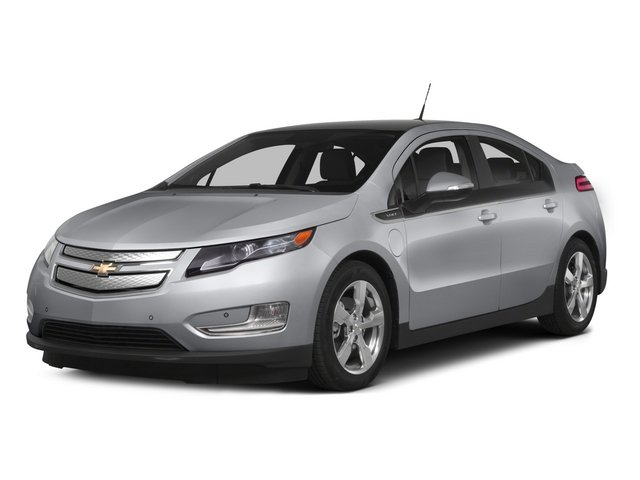 2015 Chevrolet Volt Base Premium Cloth Seat TrimRadio Chevrolet MyLink AMFM Stereo wCD PlayerS