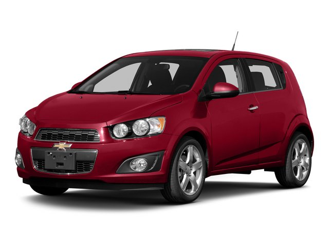 2015 Chevrolet Sonic LTZ ENGINE-14L ECOTECH TURBO6SP-AUTOMATIC TRANSMISSION 41476 miles VIN 1G