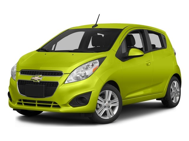2015 Chevrolet Spark LT Front Wheel Drive Power Steering ABS Front DiscRear Drum Brakes Alumin