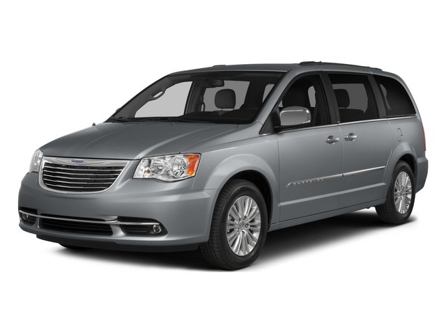 2015 Chrysler Town  Country Limited Front Wheel Drive Power Steering ABS 4-Wheel Disc Brakes B