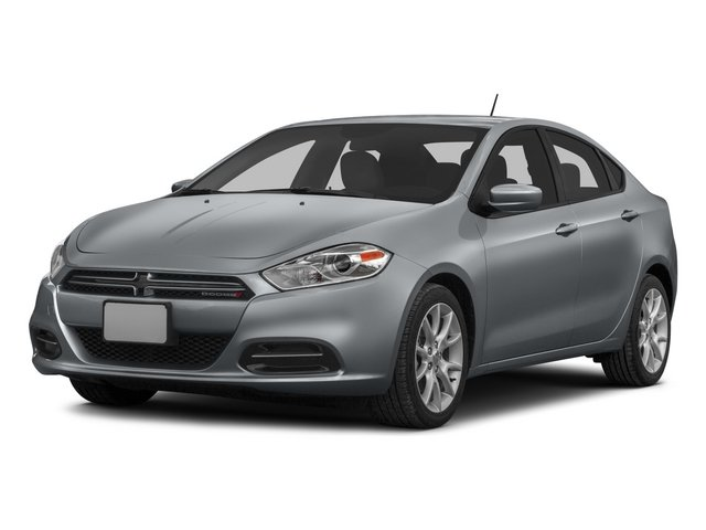 2015 Dodge Dart SE TIRES P22545R17 AS BILLET SILVER METALLIC CLEARCOAT QUICK ORDER PACKAGE 24A