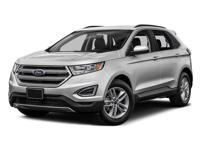 2015 Ford Edge SEL Turbocharged Front Wheel Drive Power Steering ABS 4-Wheel Disc Brakes Brake