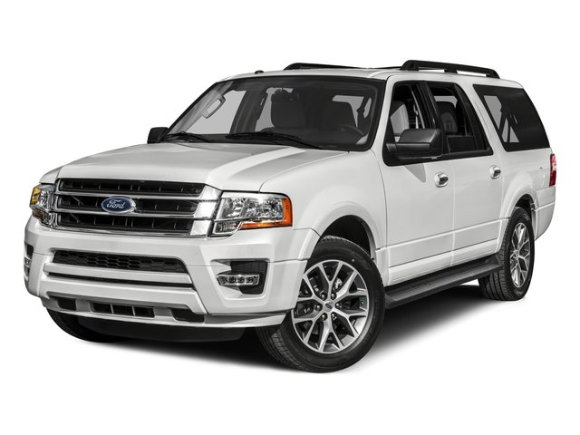 2015 Ford Expedition EL Limited Turbocharged Four Wheel Drive Tow Hitch Power Steering ABS 4-W