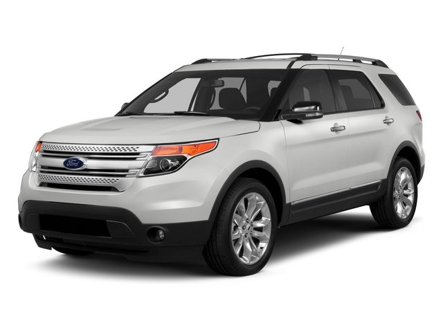 2015 Ford Explorer XLT Front Wheel Drive Power Steering ABS 4-Wheel Disc Brakes Brake Assist A