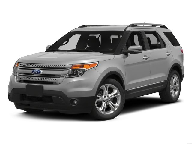 2015 Ford Explorer Limited Four Wheel Drive Power Steering ABS 4-Wheel Disc Brakes Brake Assist
