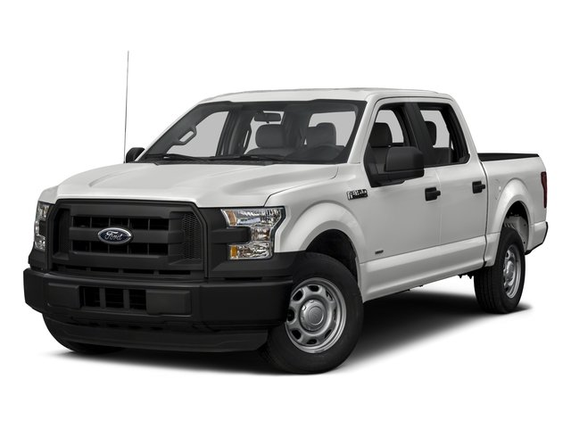2015 Ford F-150 XLT-4x4-SuperCrew Cab-Nav