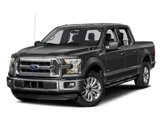 2015 Ford F-150 XLT Rear Wheel Drive Power Steering ABS 4-Wheel Disc Brakes Brake Assist Alumi