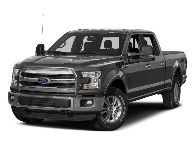 2015 Ford F-150  Crew Cab Pickup