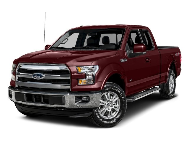 2015 Ford F-150 XL PICKUP 4D 6 1/2 F