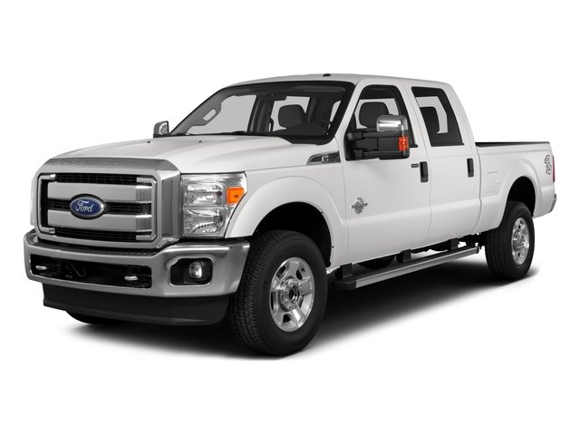 2015 Ford Super Duty F-350 SRW Platinum Four Wheel Drive Tow Hitch Power Steering ABS 4-Wheel D