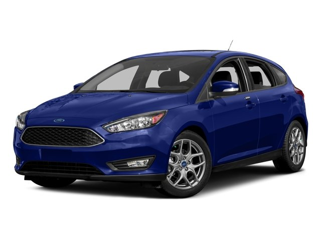 2015 Ford Focus SE Power WindowsRemote keyless entrySYNCDisplay analogDriver door binIntermit