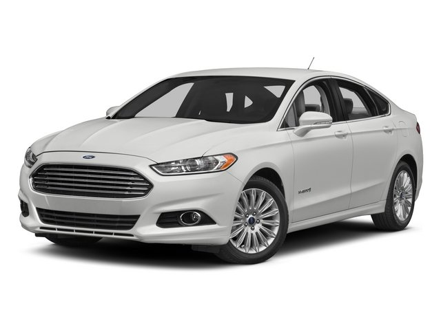2015 Ford Fusion SE Hybrid Front Wheel Drive Power Steering ABS 4-Wheel Disc Brakes Brake Assis