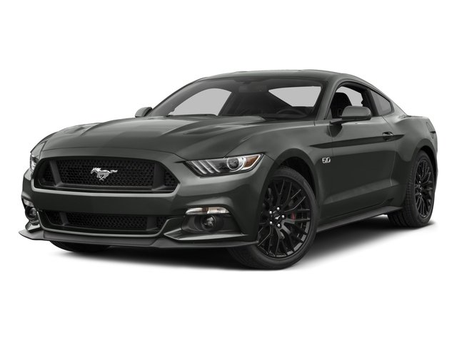 2015 Ford Mustang GT Premium Rear Wheel Drive Power Steering ABS 4-Wheel Disc Brakes Brake Assi