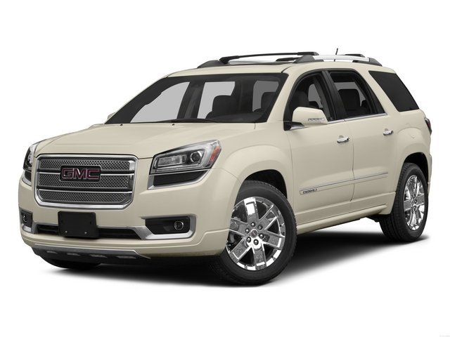 2015 GMC Acadia Denali ENGINE  36L SIDI V6  288 hp 2147 kW  6300 rpm  270 lb-ft of torque  3