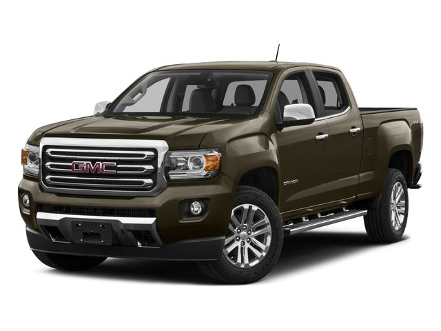 2015 GMC Canyon 4WD SLE LockingLimited Slip Differential Four Wheel Drive Tow Hooks Power Steer