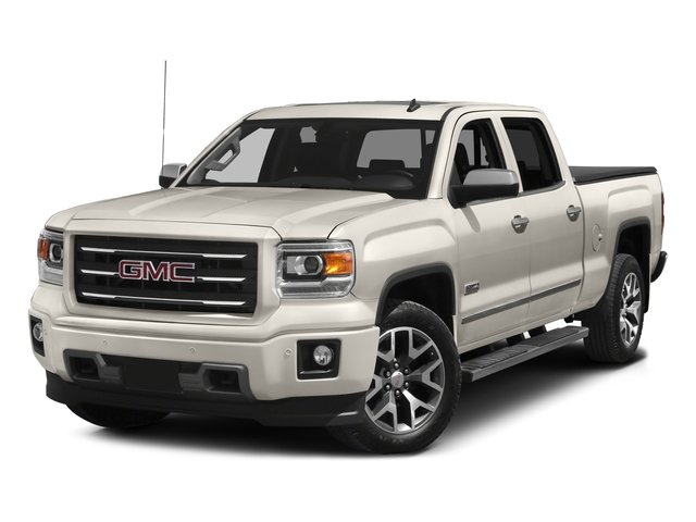 2015 GMC Sierra 1500 Denali 342 Rear Axle RatioWheels 20 x 9 Ultra Bright Machined AluminumFr