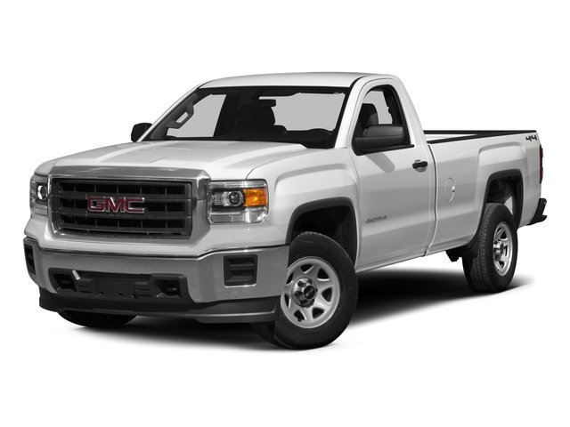 2015 GMC Sierra 1500  Rear Wheel Drive Power Steering ABS 4-Wheel Disc Brakes Steel Wheels Tir