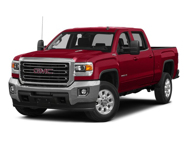 2015 GMC Sierra 2500HD 2WD Crew Cab 1537 DIFFERENTIAL  HEAVY-DUTY LOCKING REAR ENGINE  VORTEC 6