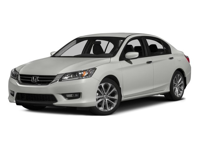 2015 Honda Accord Sedan Sport 4dr Car