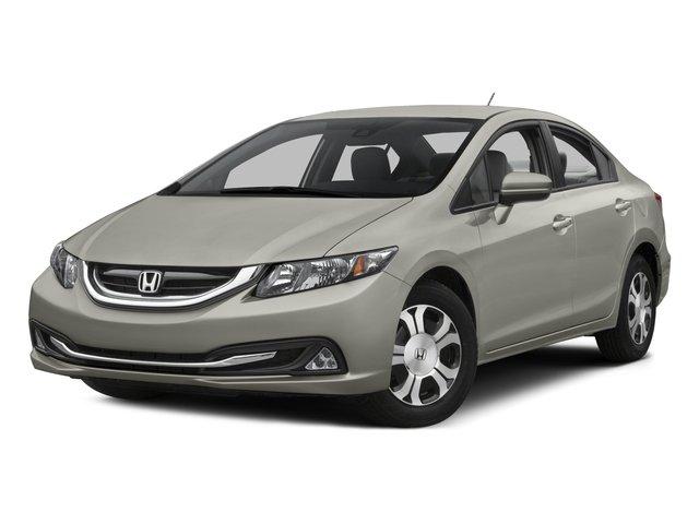 2015 Honda Civic Hybrid Sedan 4DR SDN L4 CVT W/