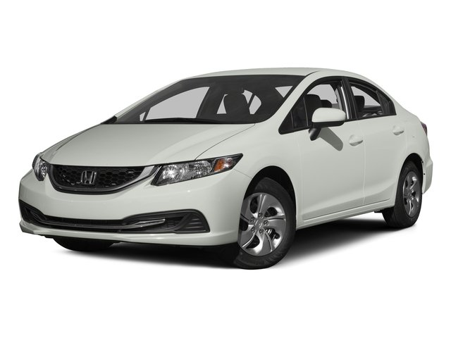 Used 2015 Honda Civic Sedan in Elgin, IL